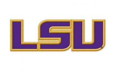 LSU Collector's Pin