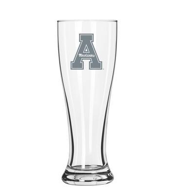 Appalachian State 16 oz Frost Pilsner Glass