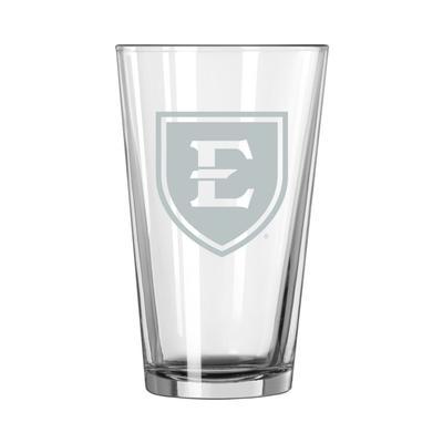 ETSU 16 oz Frost Pint Glass