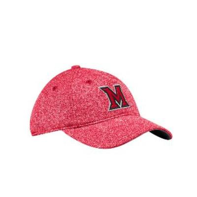 Miami Adidas M Logo Adjustable Hat