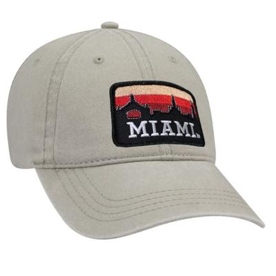 Miami USCAPE Miami Gradient Adjustable Hat