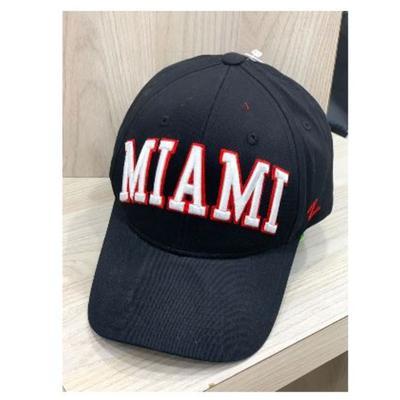 Miami Zephyr Broadcast Miami Adjustable Hat
