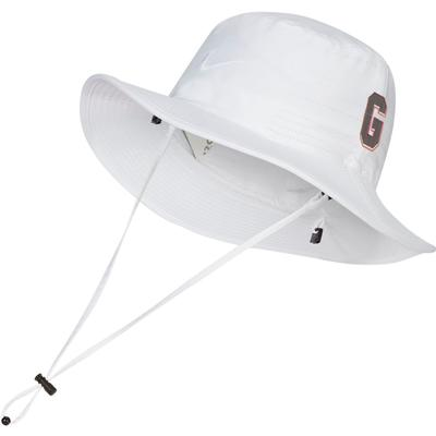 Georgia Nike Golf Vintage UV Bucket Hat
