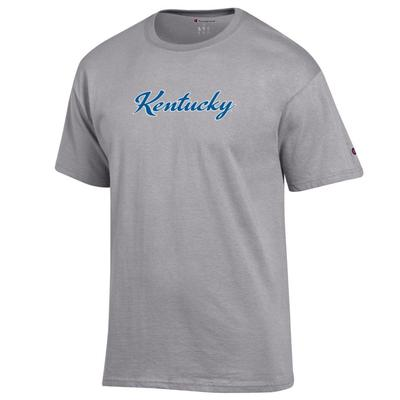 Kentucky Champion Women's Basic Script Tee