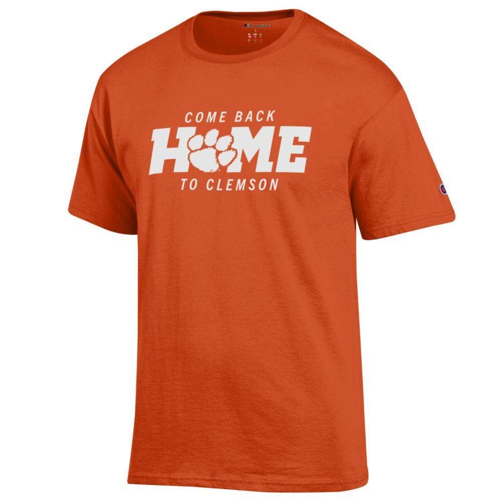 Clemson Champion Come Back Home Tee