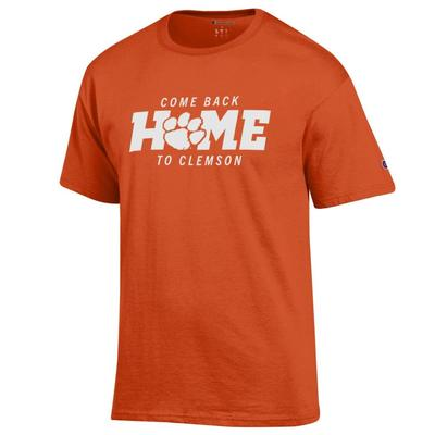 Clemson Champion Come Back Home Tee