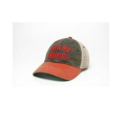Miami League Miami University Adjustable Trucker Hat