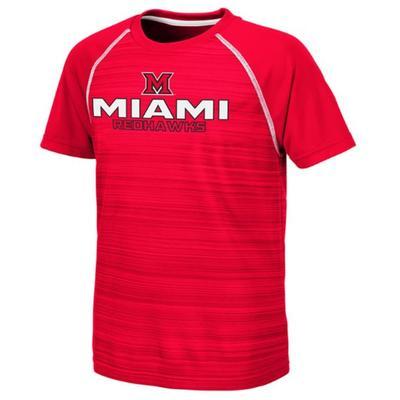 Miami Colosseum Youth Miami Logo Shirt