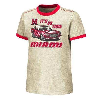 Miami Colosseum Toddler It's Go Time Tee