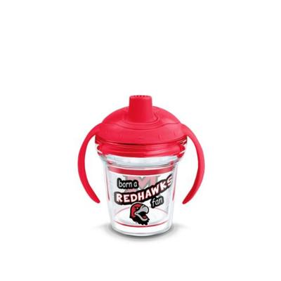 Miami Tervis Born a Red Hawk Fan Sippy Cup