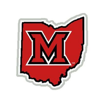 Miami M in Ohio Magnet