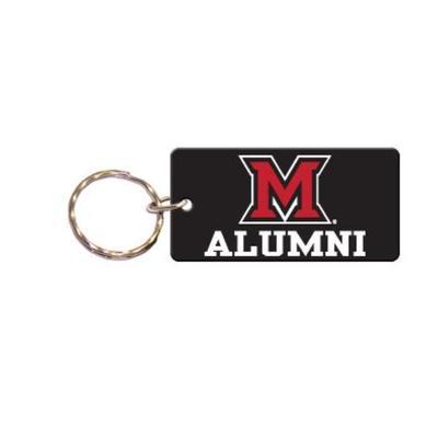 Miami M Alumni Key Chain