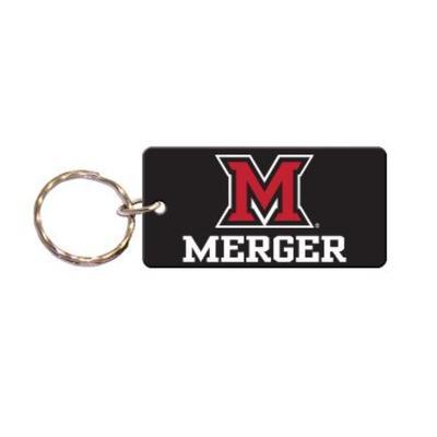 Miami Merger Key Chain