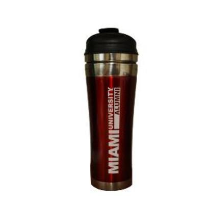 Miami Alumni Travel Mug