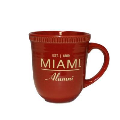 Miami Alumni Script Mug