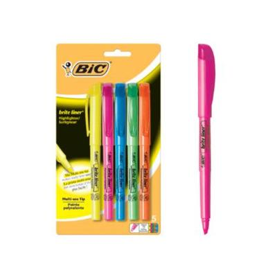 BIC Brite Liner Highlighter Pack