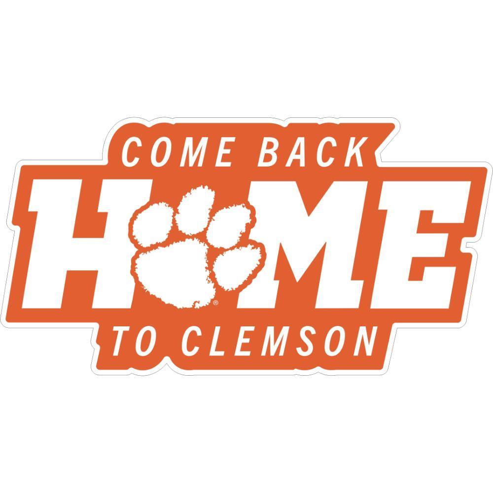 Clemson Come Back Home 6
