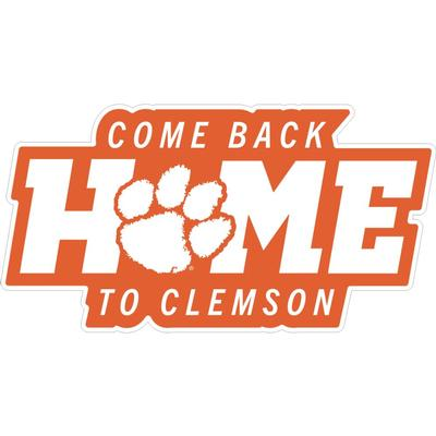 Clemson Come Back Home 6