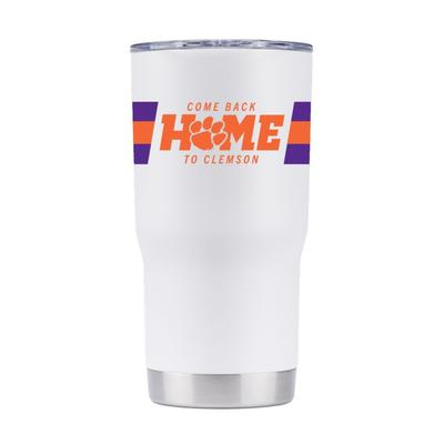 Clemson GTL Come Back Home 20 oz Tumbler