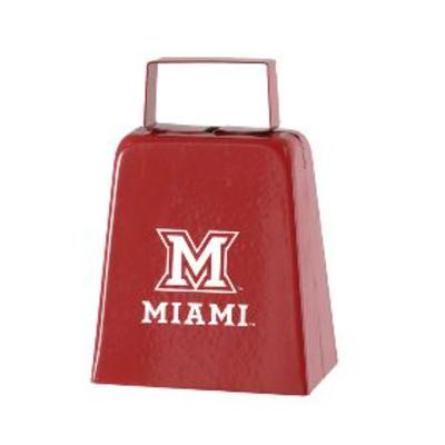 Miami M Logo Cowbell