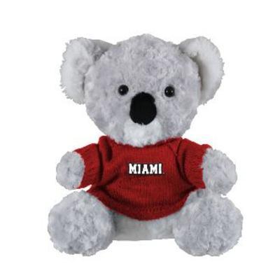 Miami Elliot Koala with Red Miami Sweater