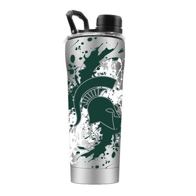 Michigan State GTL 24 oz Splatter Shaker