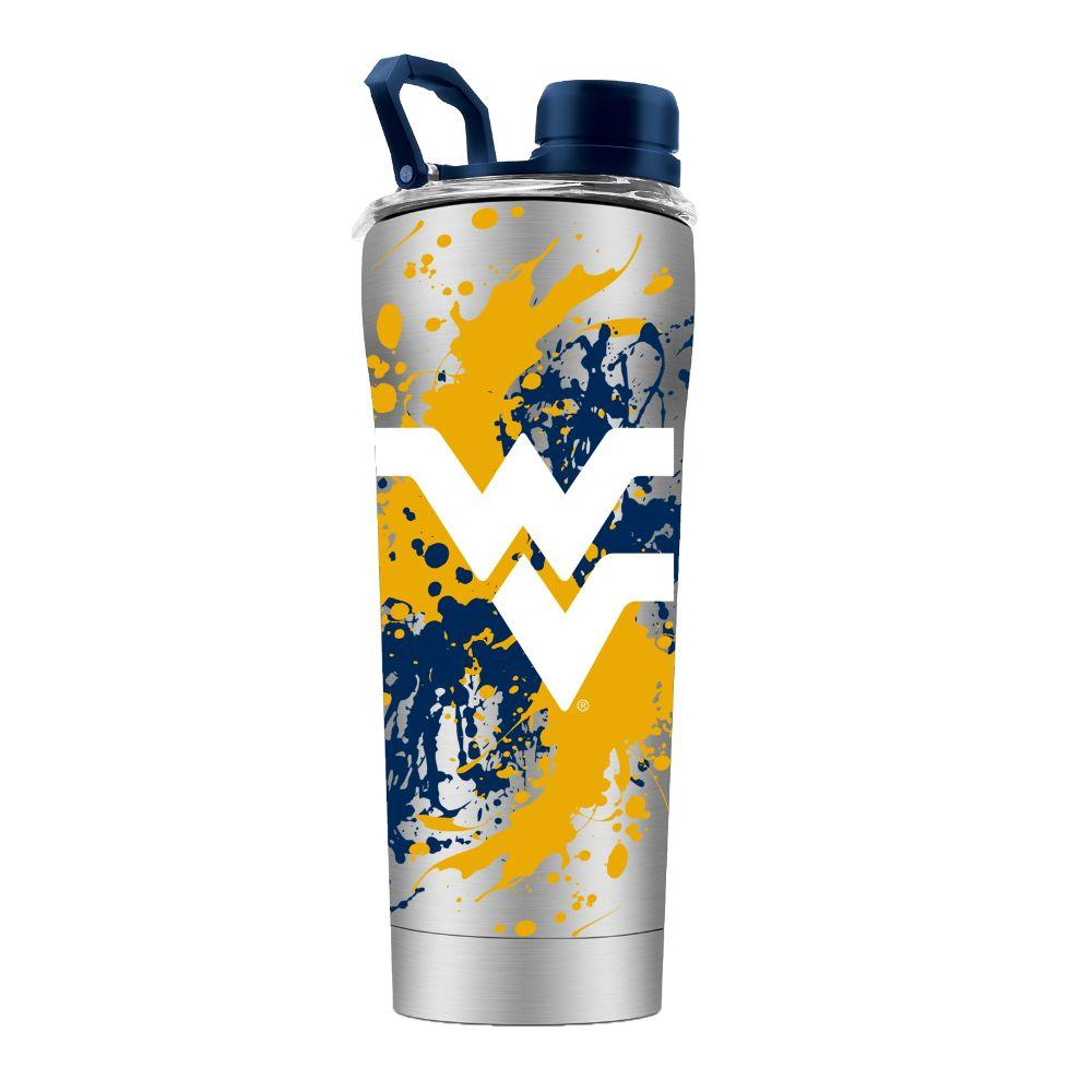 West Virginia Gtl 24 Oz Splatter Shaker