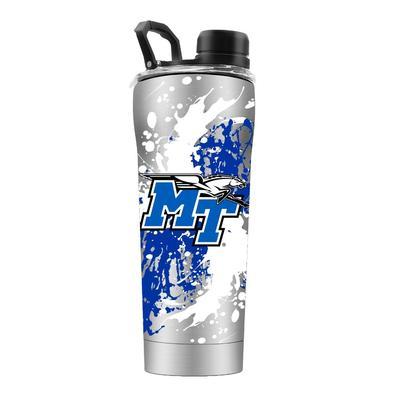 MTSU GTL 24 oz Splatter Shaker