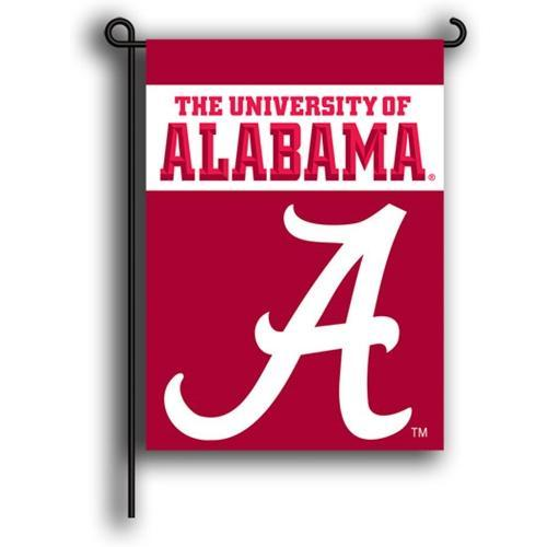 Alabama Two- Sided Garden Flag 13