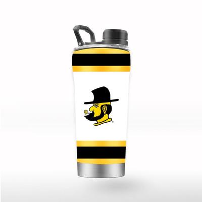 Appalachian State GTL 24 oz Striped Shaker
