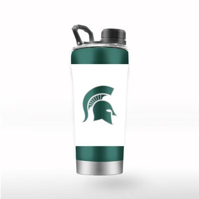 Michigan State GTL 24 oz Striped Shaker