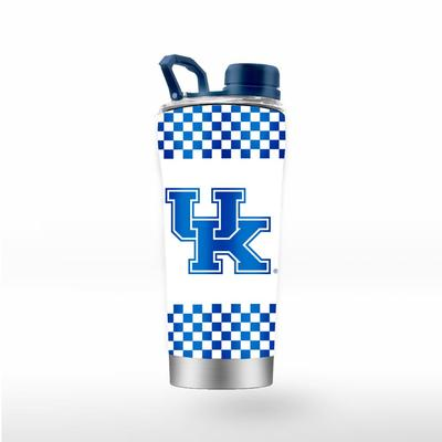Kentucky GTL 24 oz Checkerboard Shaker
