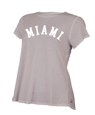 Miami Arch Logo Tee