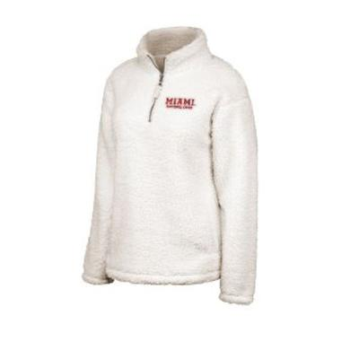 Miami Top of the World Sherpa Pullover