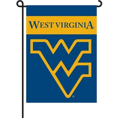 West Virginia Two- Sided Garden Flag 13