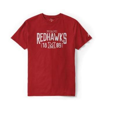 Miami Red Hawks Short Sleeve Tee