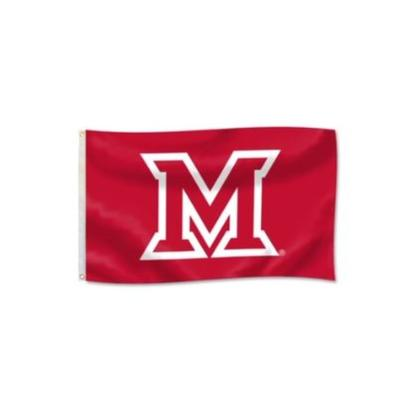 Miami M Logo Flag