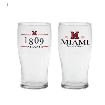 Miami 1809 Frosted Glass