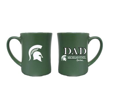 Michigan State 16 oz Dad Mug