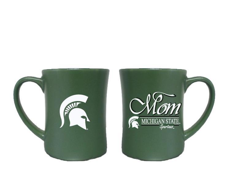 Michigan State 16 Oz Mom Mug