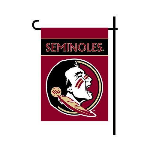 Florida State Two- Sided Garden Flag 13