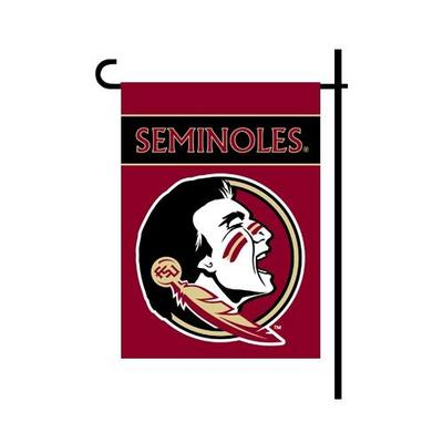 Florida State Two-Sided Garden Flag 13