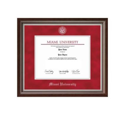 Miami Pewter Masterpiece Devonshire Diploma Frame