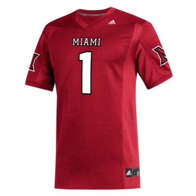 Miami Adidas Replica Home Jersey