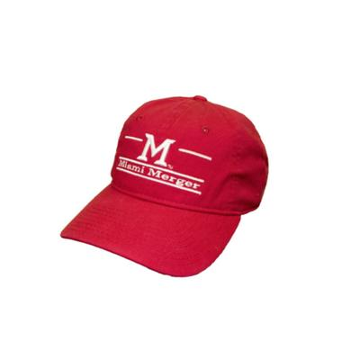 Miami The Game M Logo Bar Adjustable Hat