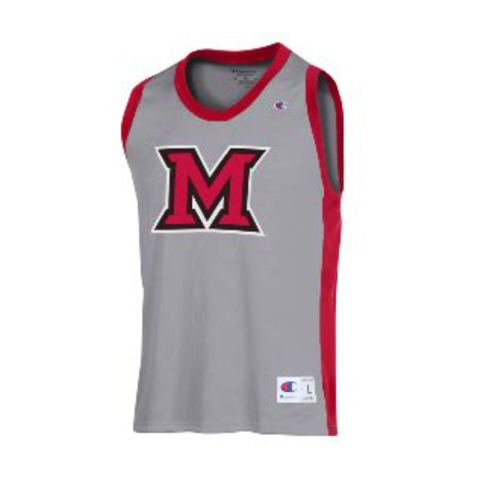Miami Champion Men's Basketball Jersey