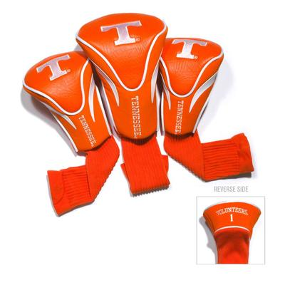 Tennessee 3 Pack Contour Headcovers