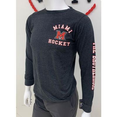 Miami Hockey Long Sleeve Tee