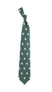 Michigan State Eagles Wings Prep Tie