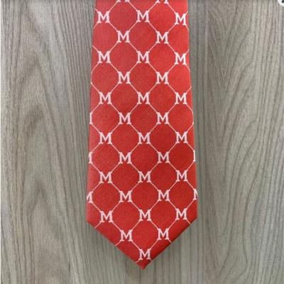 Miami Eagle Wings Scatter M Tie